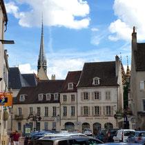 Beaune: Altstadt-Idylle