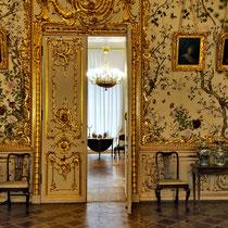 Puschkin | Katharinenpalast | Wieder ein Blick in einen Nebenraum