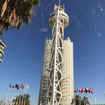 Der Vasco-da-Gama-Turm ist ein 145 Meter hoher Aussichtsturm in Stahlfachwerkbauweise, mit angeschlossenem Hotelbau. Es ist das höchste Gebäude Portugals (Stand 2013).