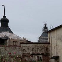 Gorizy | Kirillo-Beloserski-Kloster