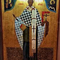 Gorizy | Kirillo-Beloserski-Kloster | Ikone, die es uns besonders angetan hat.