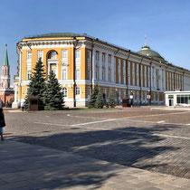 Moskau | Grosser «Kreml-Palast» | 1838-1850 | Architekt Konstantin Thon