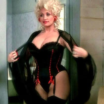 Dolly Parton in «The Best Little Whorehouse in Texas»