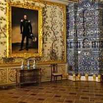 Puschkin | Katharinenpalast | Schon wieder so ein herrlich gearbeiteter Holzboden