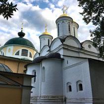Jaroslawl | Mariä-Entschlafens-Kathedrale