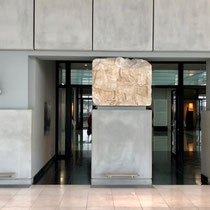 Neues Akropolis Museum: «Erlaubtes» Stimmungsbild.