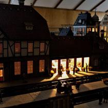 2019 | «Flückingen» | Bahnhof «Bellevue»