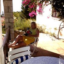 2002 | Paphos | Zypern | bei Illy's