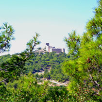 2013 | Kritinia Castle | 1472 von Großmeister Orsini, auf  byzantinischen Überresten, erbaut.