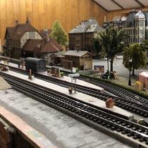 2019 | «Flückingen» | Bahnhof «Bellevue» | Noch in Arbeit