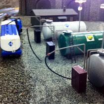 2011 | Stellprobe «Diesel-Tanklager»