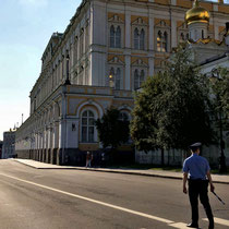 Moskau | Kreml | «Facetten-Palast» | 1487-1591 | Architekten Marco Ruffo & Pietro Antonio Solari