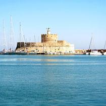 2013 | Rhodos-Stadt | Festung Agios Nikolaos Pyrgos |