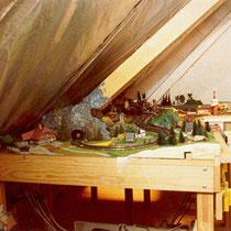 1984-1988 | Au» | Veltheim | Estrichanlage | Spur N