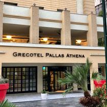 Boutique Hotel Pallas Athena: Ideal gelegen. Mitten in der Altstadt.