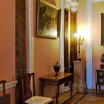 Puschkin | Katharinenpalast | Der Farbgebung und Dekoration nach eher ein Treffpunkt für die Damen