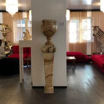 Boutique Hotel Pallas Athena: Eingang zum Restaurant