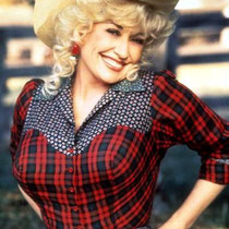 «Cowgirl» Dolly Parton