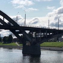 Jaroslawl | Wolga-Brücke