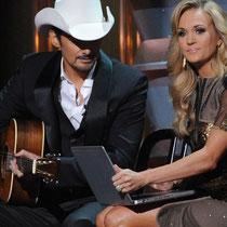 Brad Paisley & Carrie Underwood