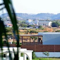 2013 | Afandou | Unser «Wohnort» für eine Woche.