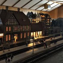 2019 | Bahnhof «Flückingen» | Noch in Ausbauphase