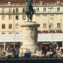 Die Praça da Figueira (dt. Platz des Feigenbaums) ist ein großer Platz in der Innenstadt von Lissabon. Die Praça da Figueira gehört neben der Praça do Comércio und dem Rossio zu den drei wichtigsten Plätzen innerhalb der Baixa Pombal.