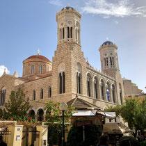 «Church of Agia Paraskevi» an der Aiolou Street