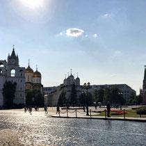Moskau | Kreml | Glockenturm-Ensemble «Iwan der Grosse»