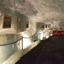Saas Fee | Eis-Pavillon