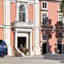 Avenida 24 de Julho: Museu Nacional de Arte Antiga