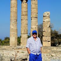 2013 | Rhodos-Stadt | Akropolis von Rhodos
