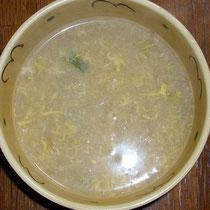 スープ  昼