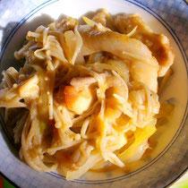 生姜焼き  昼