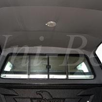 Раздвижные передние окна