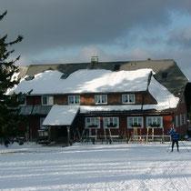 Notschrei cross-country ski trail