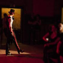 """FEXA beim Intro für die Show """"das BLUTBAD"""" - Foto: Lex"""