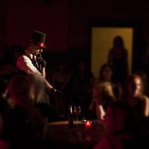 """FEXA beim Intro für die Show das """" BLUTBAD"""" - Foto: Lex"""