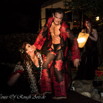 Mater Polonia und Dr Diva - Theater Performance  Foto: House of Rough Arts