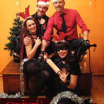HAPPY CHRISTMAS - Foto: Opium-Berlin