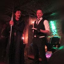 Eröffnung: Dr Diva & Fexa - Foto: Opium-Berlin
