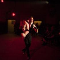 """FEXA & MISS SUGAR """" BLUTBAD"""" - Foto: Lex"""