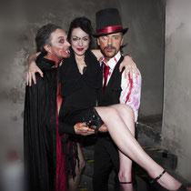 Backstage: DR DIVA, MISS SUGAR, FEXA - Foto: Lex