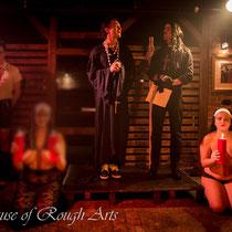Einleitung von Dr Diva & Fexa - Foto: House of Rough Arts