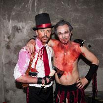Opium-Berlin: FEXA  &  DR DIVA - Foto: Lex