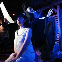 Theaterperformance DE SADE - Mater Polonia & Salome - Foto: Mys Tia
