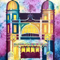 'A Colourful Show At Buxton Opera House II' SOLD