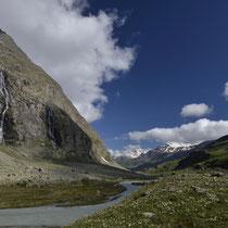 Les cascades du Plan de l'Alpe