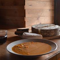 La soupe du chef