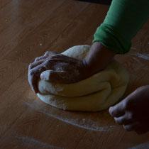 Au refuge Adèle Planchard, le pain est maison, bio et pétri à la main